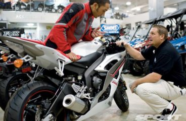 Buy a New Motorcycle With These Expert Tips