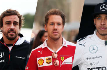 The Highest Paid Formula 1 Drivers
