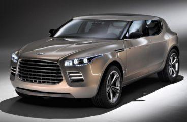 Unveiling the Aston Martin Lagonda Electric SUV