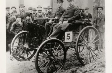 Worlds First Race Car