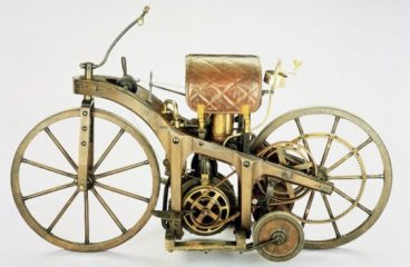 The World's First Bike