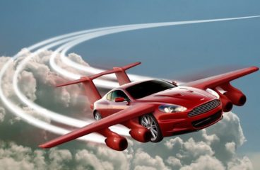 Flying Cars From Throughout History