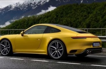 First Look at the All-New Porsche 911