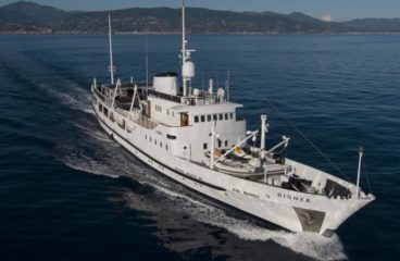 The Top 5 Classic Yachts