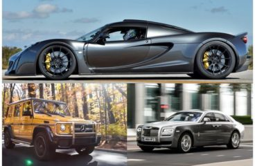 The World's Most Expensive Cars 2019