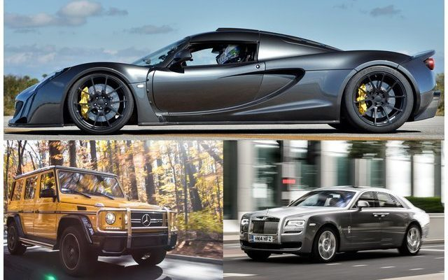 Most Expensive Cars 2019: The World's Most Expensive Cars 2019