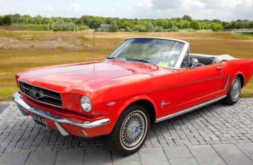 Popular Cars From The Film Industry