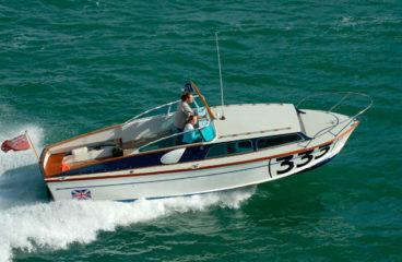 Six Iconic Motorboats