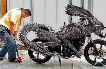 The Strangest Bikes Of All Time