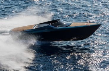 Aston Martin's AM37 Takes The Nautical Cake